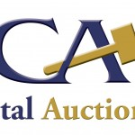Capital Auctioneers Head Logo